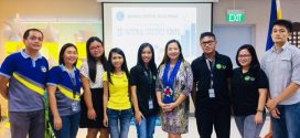 DIVINIANS REAP HONORS in the 28th National Statistics Month Celebration