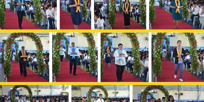 Congatulations to the 12  DWCL SERVICE AWARDEES OF THE YEAR OF INTEGRITY!